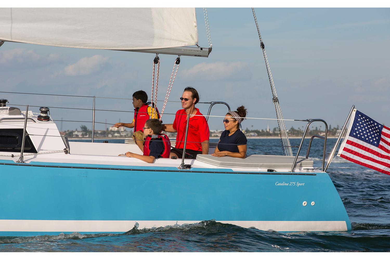 Catalina Yachts | Swans Yacht Sales