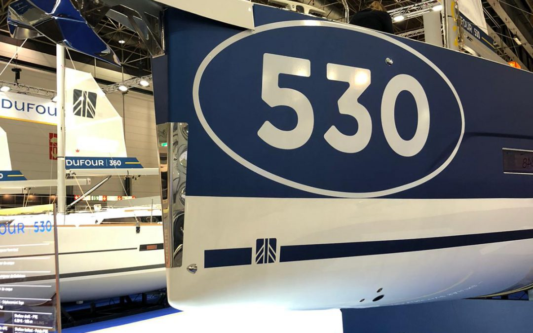 First look at the Dufour 530
